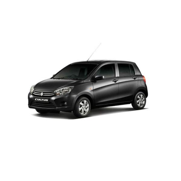 Suzuki Cultus Latest Model