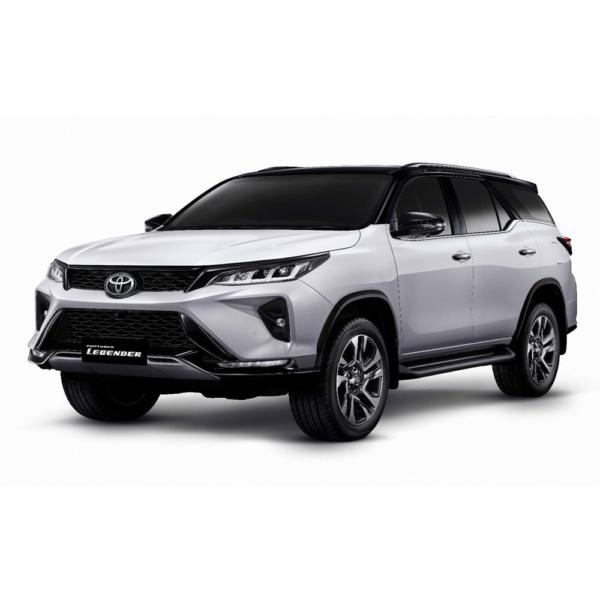 Toyota Fortuner Latest Model