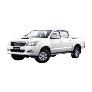 Toyota Hilux Vigo Latest Model